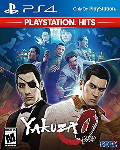 Yakuza 0 - PlayStation Hits - PlayStation 4