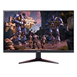 Acer Nitro VG220Q bmiix 21.5' Full HD (1920 x 1080) Zero Frame IPS Gaming Monitor with AMD Radeon FREESYNC Technology - 1ms VRB | 75Hz Refresh (2 x HDMI Ports & 1 x VGA),Black