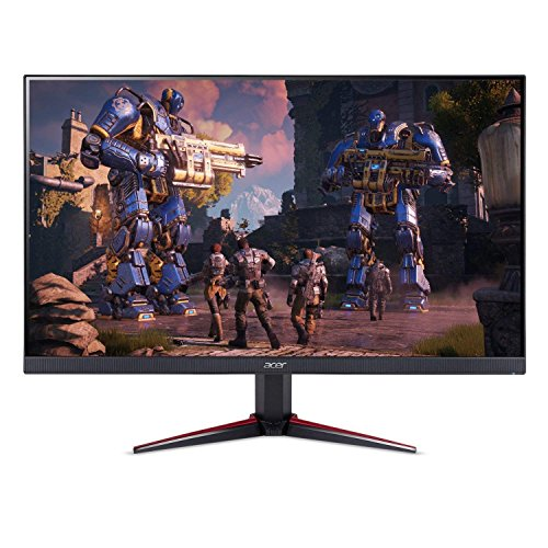 "Acer Nitro VG220Q bmiix 21.5"" Full HD (1920 x 1080) Zero Frame IPS Gaming Monitor with AMD Radeon FREESYNC Technology - 1ms VRB | 75Hz Refresh (2 x HDMI Ports & 1 x VGA)"