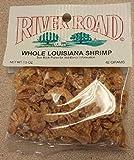 River Road Dried Whole Louisiana Shrimp, 1.5 Ounce Packet