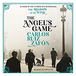The Angel's Game cover art
