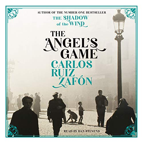Couverture de The Angel's Game