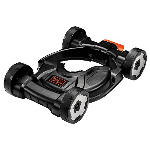 BLACK+DECKER Lawn Mower Removable Deck for String Trimmer (MTD100)