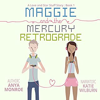 Maggie and the Mercury Retrograde cover art
