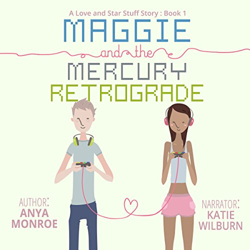 Maggie and the Mercury Retrograde cover art