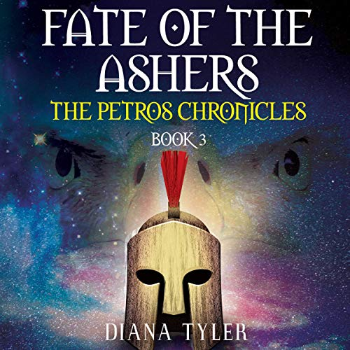 Fate of the Ashers audiobook cover art