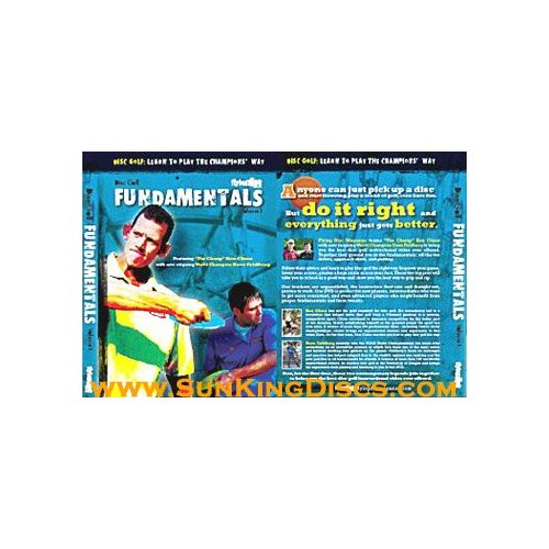 Disc Golf Learn to Play The Champions Way DVD