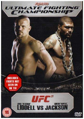 Photo of UFC Ultimate Fighting Championship 71 – Liddell Vs Jackson [DVD]