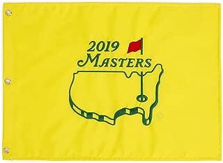 Authentic Masters 2019 Tournament Souvenir Pin Flag