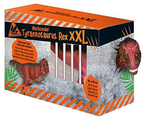 Moses. 40225 Tyrannosaurus Rex | Dinosaurier bis zu 50 cm groß | Wachsender Riesen-Dino