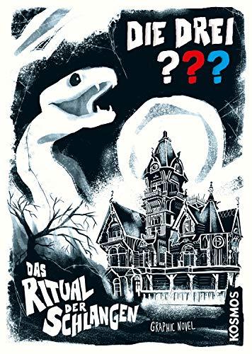 Die drei ??? Das Ritual der Schlangen: Graphic Novel