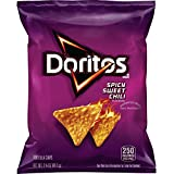 Doritos Flavored Tortilla Chips, Spicy Sweet Chili, 1.75 Ounce (Pack of 64)