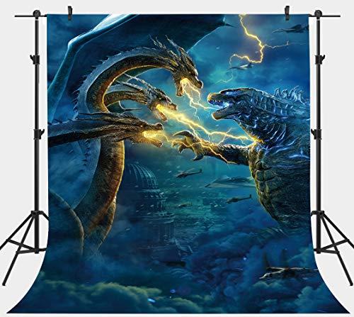 Godzilla: King of Monsters Backdrop