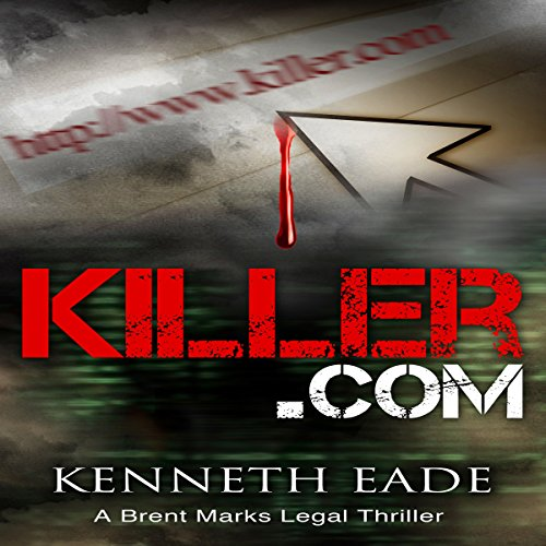 Killer.com audiobook cover art