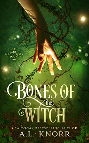Book Cover for Bones of the Witch
