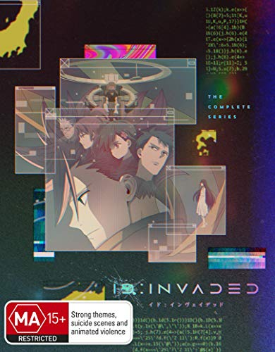 ID: INVADED: The Complete Series [Blu-ray]