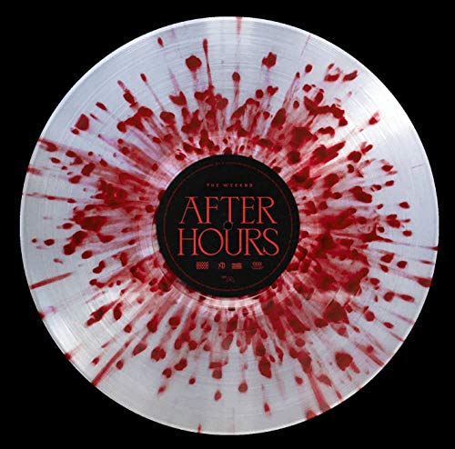 After Hours [2 LP] [Clear w/ Red Splatter]
