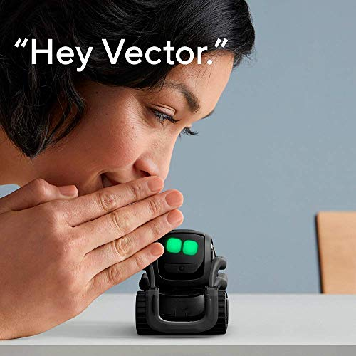 Anki Vector A Home Robot Who Helps Out & Hangs Out. Amazon Alexa - Coming Soon