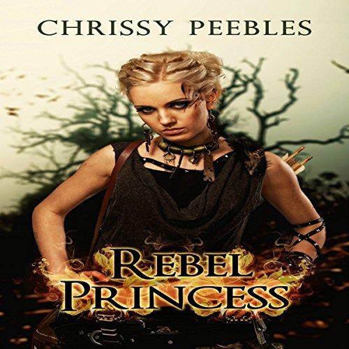 Rebel Princess cover art
