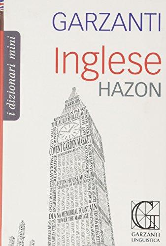 Dizionario inglese Hazon Garzanti, Mini
