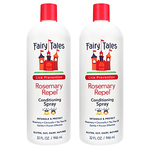 Fairy Tales Rosemary Repel Leave in…