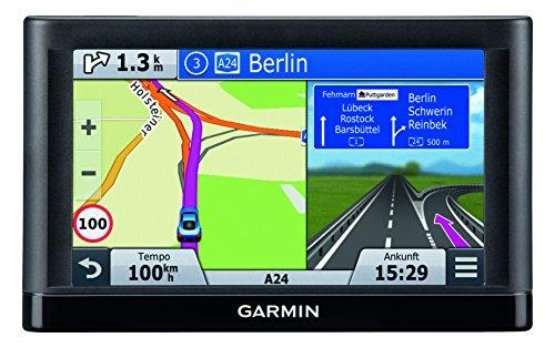 Garmin nüvi 65 LMT Navigationsgerät (lebenslange Kartenupdates, Premium Verkehrsfunklizenz, 15,2cm (6 Zoll) Touchscreen)