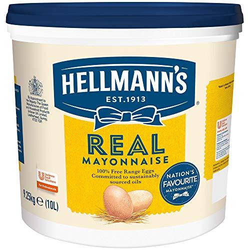 Hellmann Real Mayonnaise 10L Tub