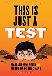 This Is Just a Test by Madelyn Rosenberg and Wendy Wan-Long Shang