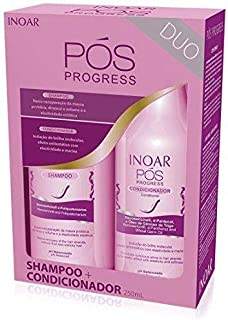 Inoar Pos Progress shampoo+conditioner