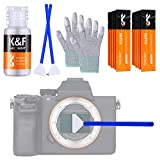 K&F Concept-Kit de Limpieza Sensor Full Frame 24mm (16...