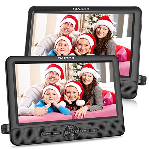 10 Best DVD Player with Headrest Brackets