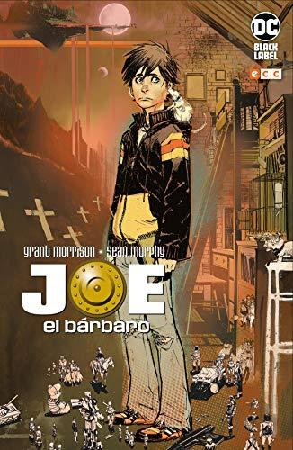 Joe el bárbaro (Bibliotec