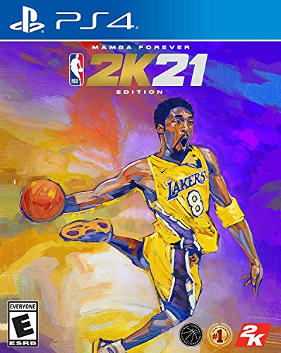 NBA 2K21 Mamba Forever Edition PlayStation 4 [USA]
