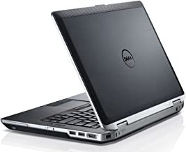 Dell Latitude E6430 14.1 Inch Business Laptop computer, Intel Dual Core i7-3520M 2.9Ghz Processor, 8GB RAM, 128GB SSD, DVD, Rj-45, HDMI, Windows 7 Professional (Renewed)