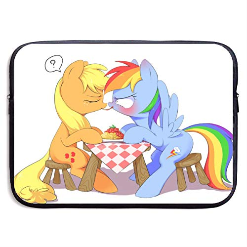Anime My Little Rainbown Pony Laptop Sleeve Bag 13 inch Computer Case Tablet Briefcase Ultra Portable Protective