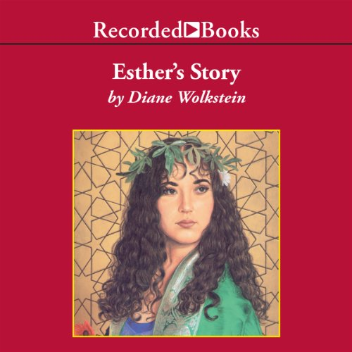 Esther's Story audiobook cover art