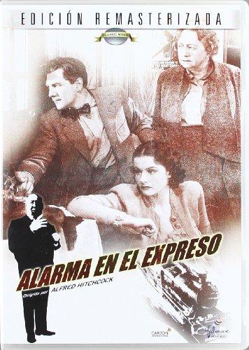 Alarma en el expreso [DVD]