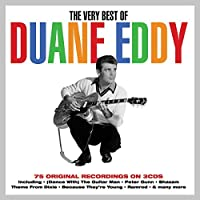 The Very Best Of Duane Eddy [3CD Box Set] by Duane Eddy