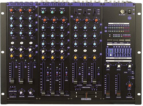 VocoPro Mixer with Digital Key, 7.00 x 23.00 x 17.00 (KJM8000PROPLUS)