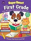 Supersmart First Grade Workbook (Supersmart Workbooks)