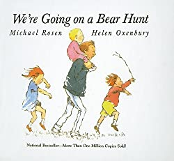 Livre We're going on a Bear Hunt