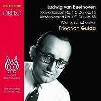 Beethoven - Piano Concertos Nos 1 & 4