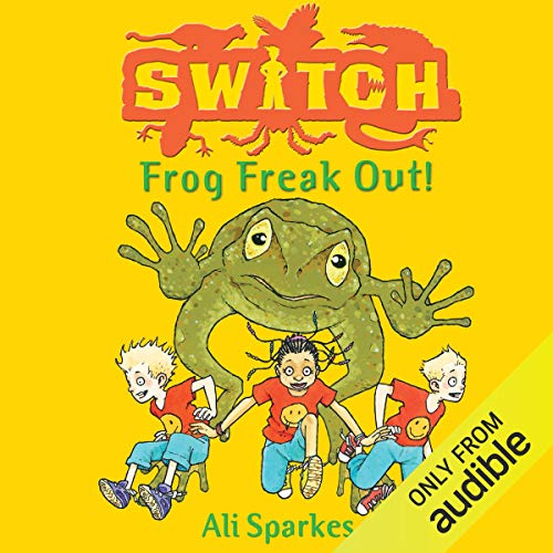 S.W.I.T.C.H. Frog Freakout cover art