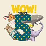 WOW! You're Five birthday book (Wow Youre Birthday Books)