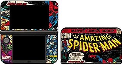 Skinit Decal Gaming Skin for 3DS XL 2015 - Officially Licensed Marvel/Disney Marvel Comics Spiderman Design