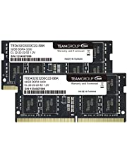 Team ノートPC用 SO-DIMM DDR4 3200MHz PC4-25600 32GBx2枚組 64GBkit 無期限保証