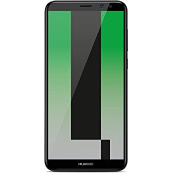 Huawei Mate 10 Lite (GSM Only, No CDMA) Smartphone 5,9 Inches, Octa Core, 64 GB ROM, 4 GB RAM, 16 MP Camera, LTE, Dual Sim, Graphite Black