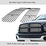APS Compatible with 2002-2005 Ram Main Upper Billet Grille Insert D65720A