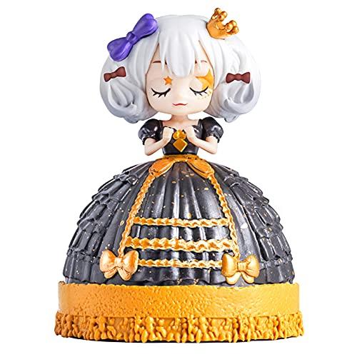 skrskr Muñeca de Juguete Mini Sweetiee Princess Doll Surprise Princess Doll para niños niñas Regalos de cumpleaños