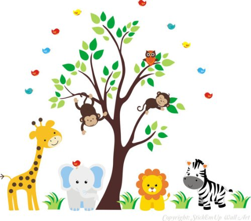 Wall High quality new Stickers Nursery Baby Decals Wholesale - Print